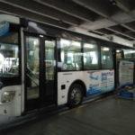 スワンナプーム空港からドムアン空港行きバス