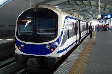 スワンナプーム空港電車