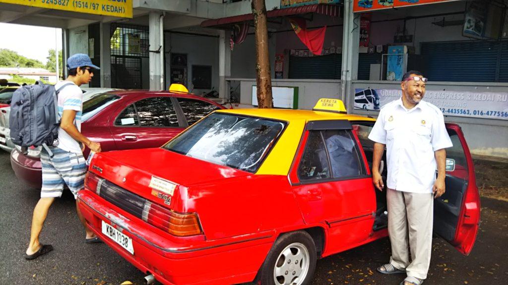 マレーシアタクシー