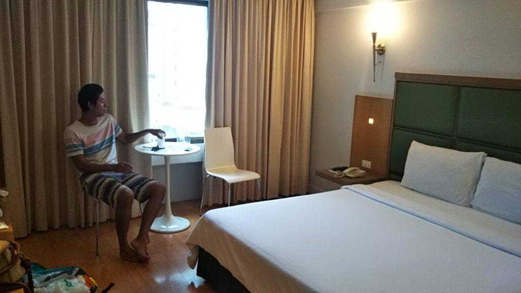 メイフラワーグランデホテル